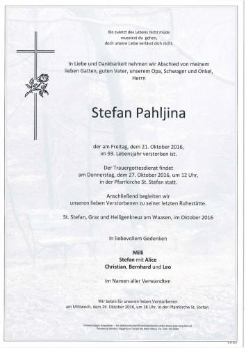 Stefan Pahjina