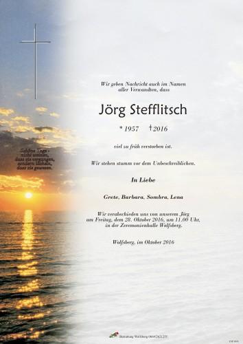 Jörg Stefflitsch