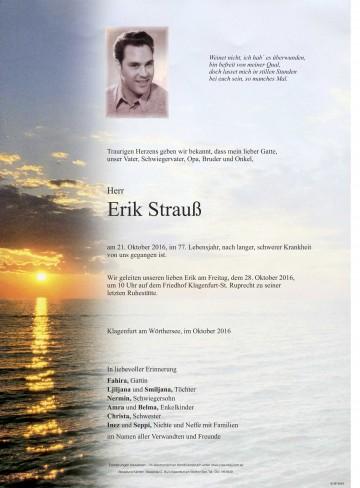 Erik Strauß