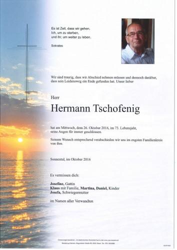 Hermann Tschofenig