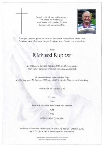 Richard Kupper