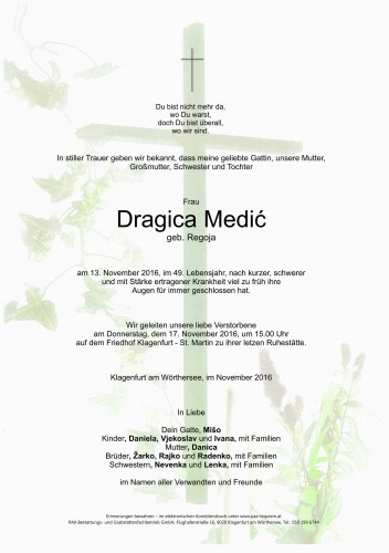 Dragica Medic