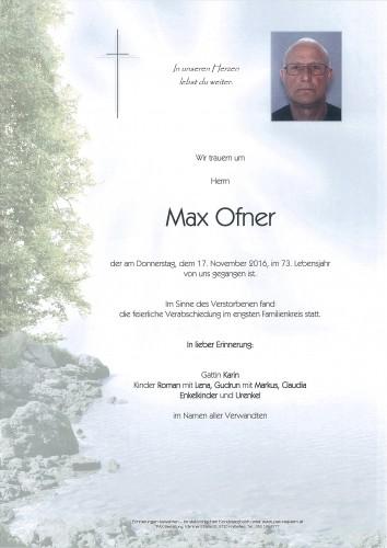 Max Ofner