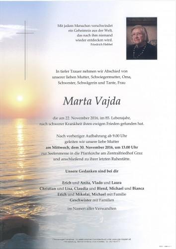 Marta Vajda