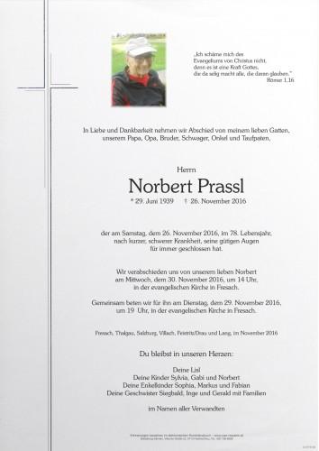Norbert Prassl