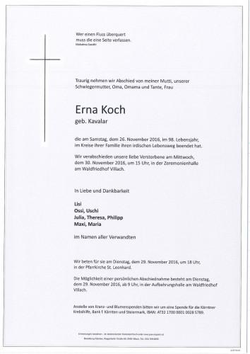 Erna Koch