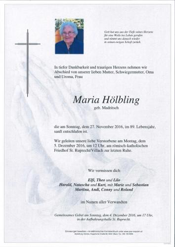 Maria Hölbling
