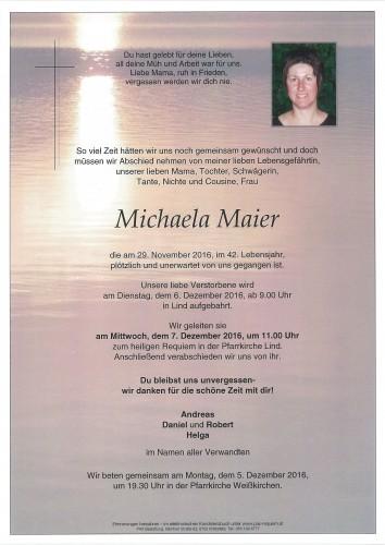Michaela Maier