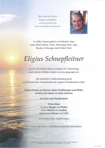 Eligius Schnepfleitner