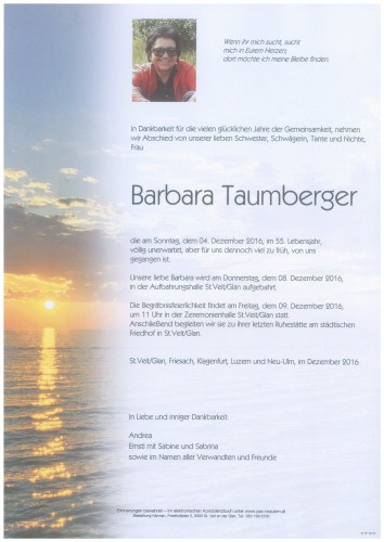 Barbara Taumberger