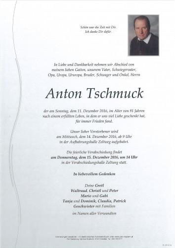 Anton Tschmuck