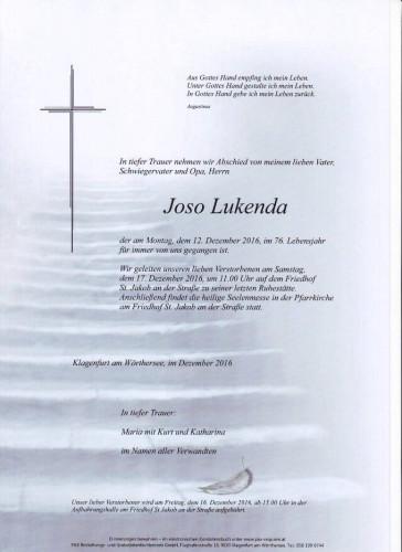 Joso Lukenda