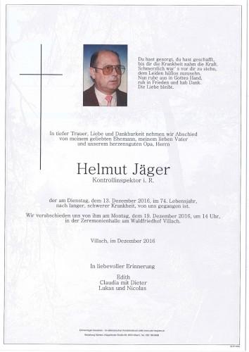 Helmut Jäger