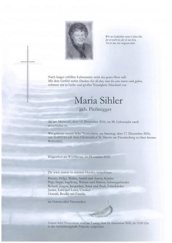 Maria Sihler