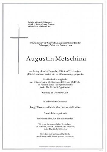 Augustin Metschina