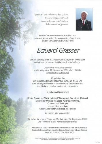 Eduard Grasser