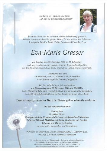 Eva-Maria Grasser