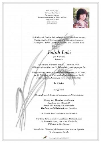 Judith Labi