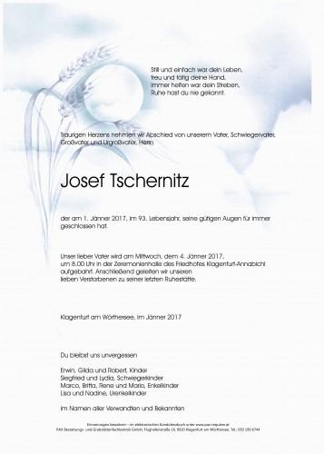 Josef Tschernitz