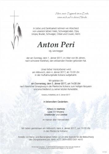 Anton Peri