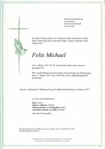 Felix Michael