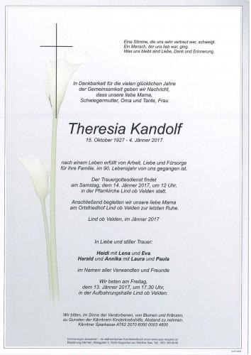 Theresia Kandolf