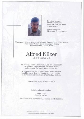 Alfred Kilzer