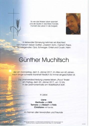 Günther Muchitsch