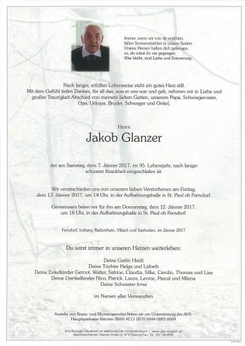 Jakob Glanzer