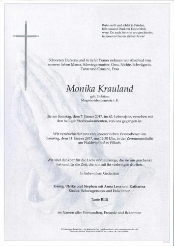 Monika Krauland