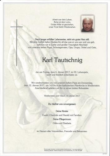 Karl Tautschnig