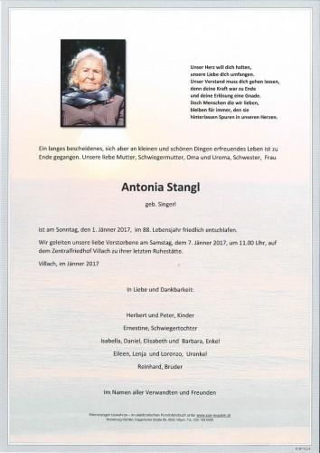 Antonia Stangl