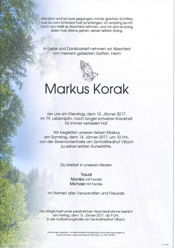 Markus Korak