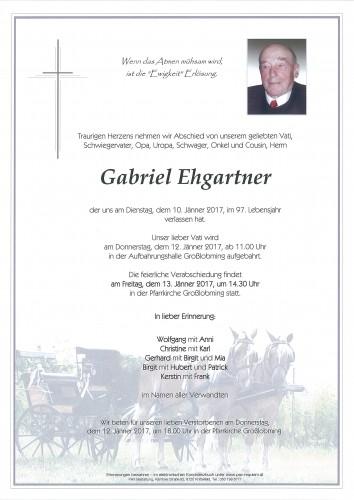Gabriel Ehgartner