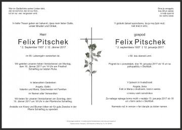 Felix Pitschek