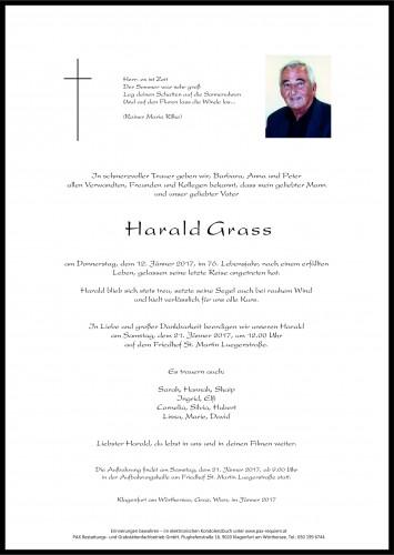 Harald Grass