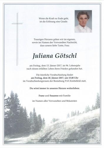 Juliana Götschl