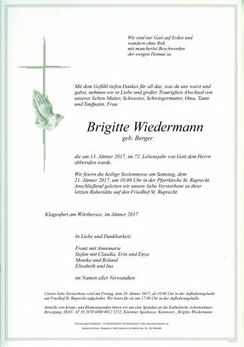 Brigitte Wiedermann