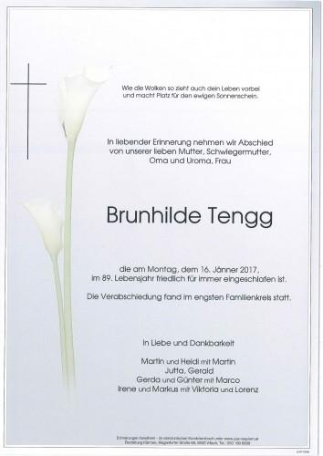 Brunhilde Tengg