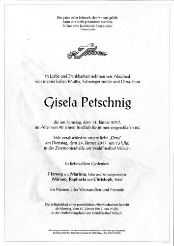 Gisela Petschnig