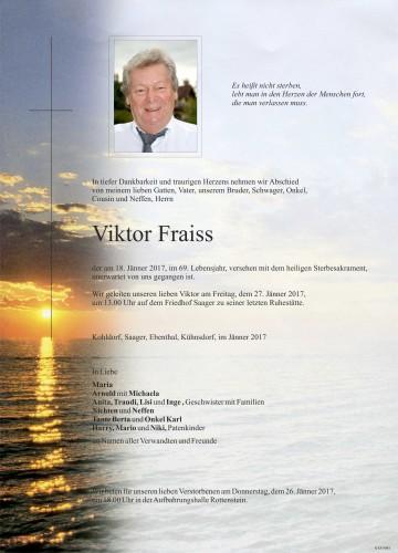 Viktor Fraiss