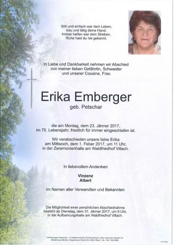 Erika Emberger