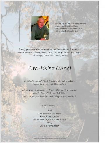 Karl-Heinz Gangl