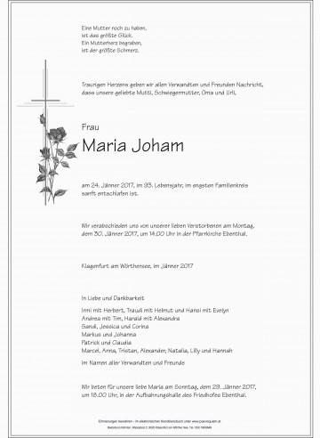 Maria Joham