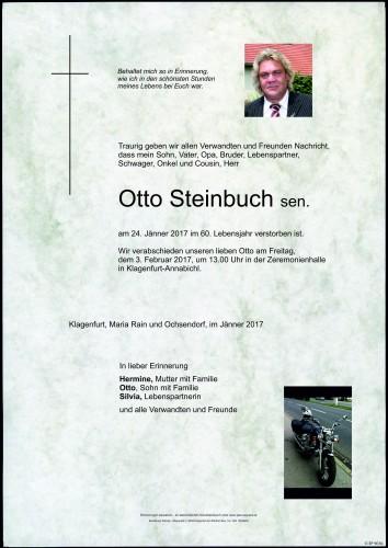 Otto Steinbuch