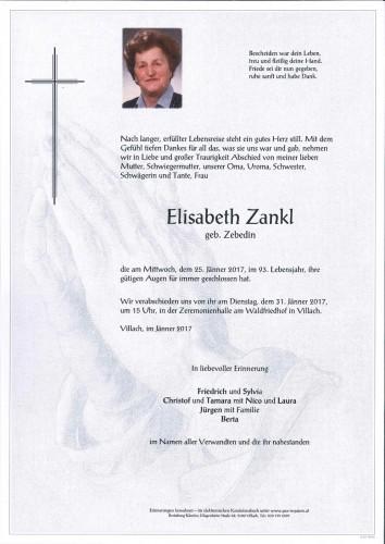 Elisabeth Zankl