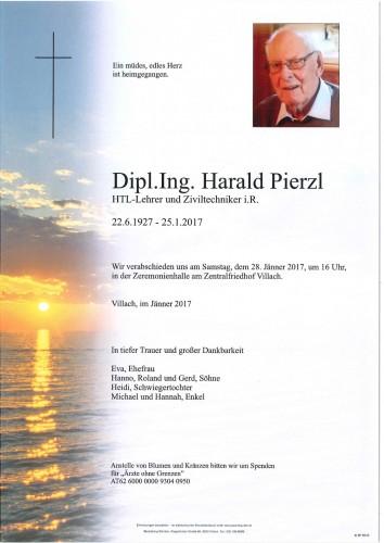 DI Harald Pierzl