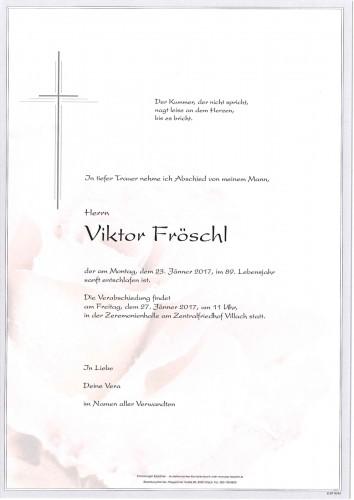 Viktor Fröschl