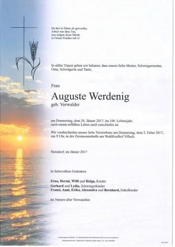 Augustine Werdenig