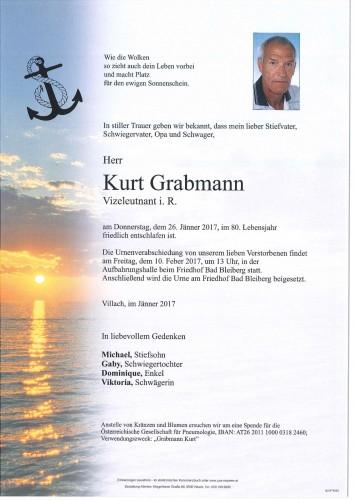 Kurt Grabmann